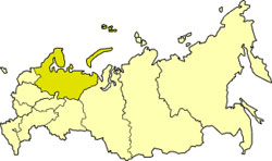 Region Norte Rusia